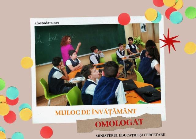 afostodata.net a devenit mijloc de învățământ omologat de Ministerul Educației și Cercetării pentru copiii cu deficiență de auz și văz