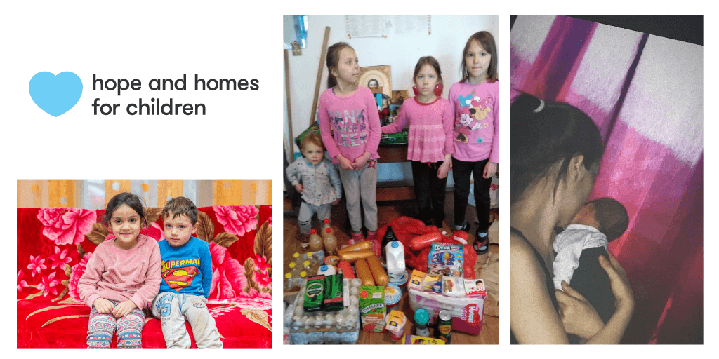 Hope and Homes for Children România: sărăcia este o problemă socială și ne privește pe toți