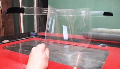Asociația VeDemJust achiziționează plastic pentru confecționarea vizierelor