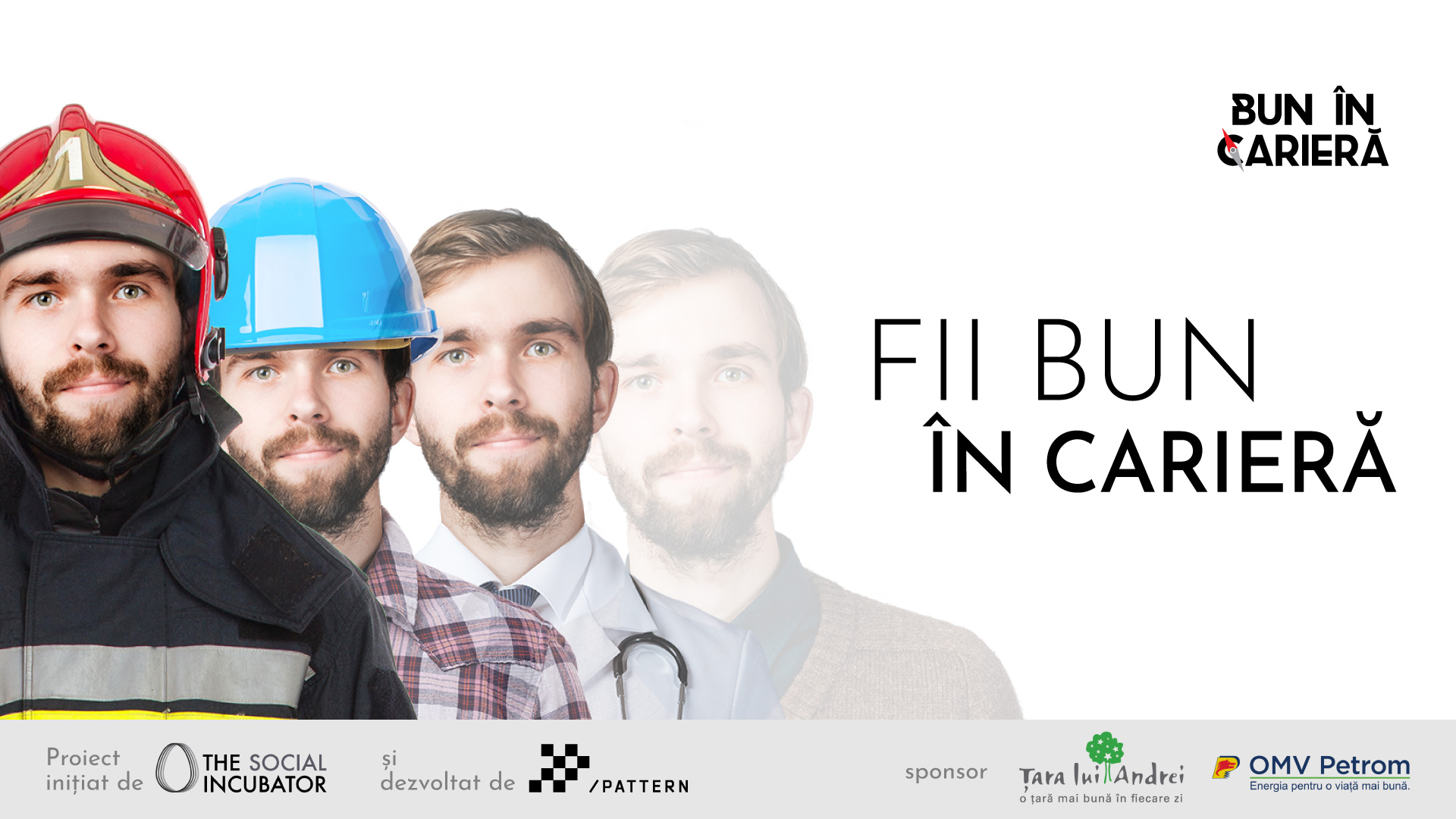 Asociaţia The Social Incubator lansează platforma vocațională online www.BunInCariera.ro