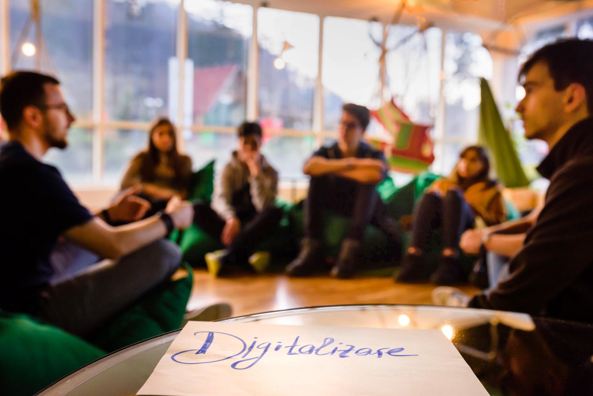 Digital Nation anunță cel mai mare curs de predare online din România.  Încep înscrierile pentru faza națională