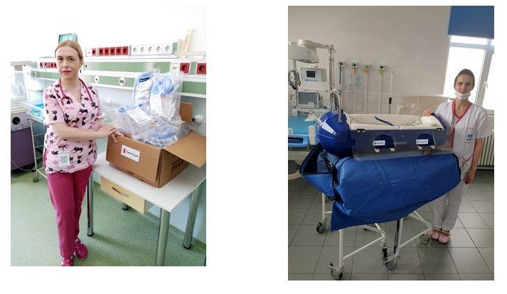 Produse pentru echipa medicală din Mureș
