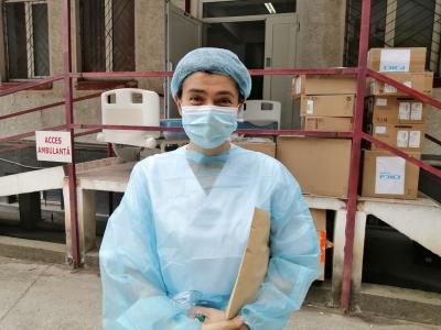 Prima tranșă de echipamente ATI donate a ajuns la spitalele din țară