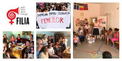 Centrul FILIA: împreună putem face auzite vocile femeilor și sprijinim comunități vulnerabile
