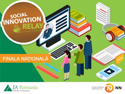CompetiÈ›ia Social Innovation Relay: SoluÈ›ii propuse de liceeni pentru probleme din comunitate