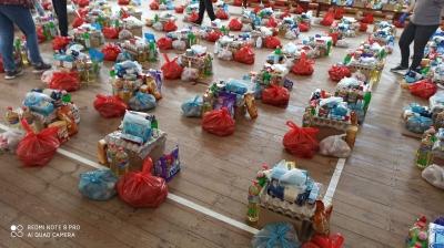 Sprijin pentru peste 500 de persoane din 114 familii vulnerabile din Municipiul Rădăuți și localitățile apropiate
