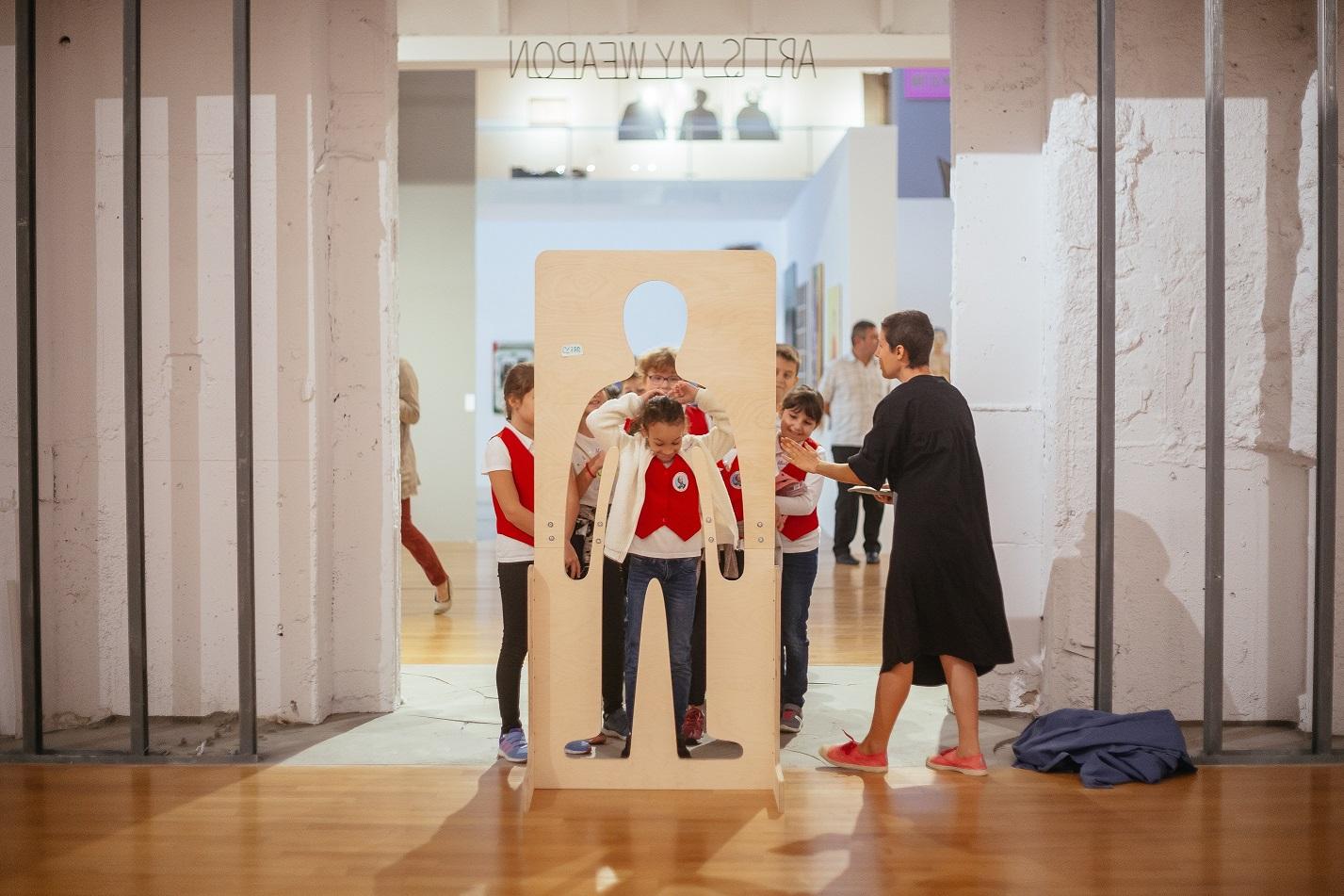 Unprepared Hearts / Inimi tinere – Educație sentimentală prin cultură pentru preadolescenți: conferință de final