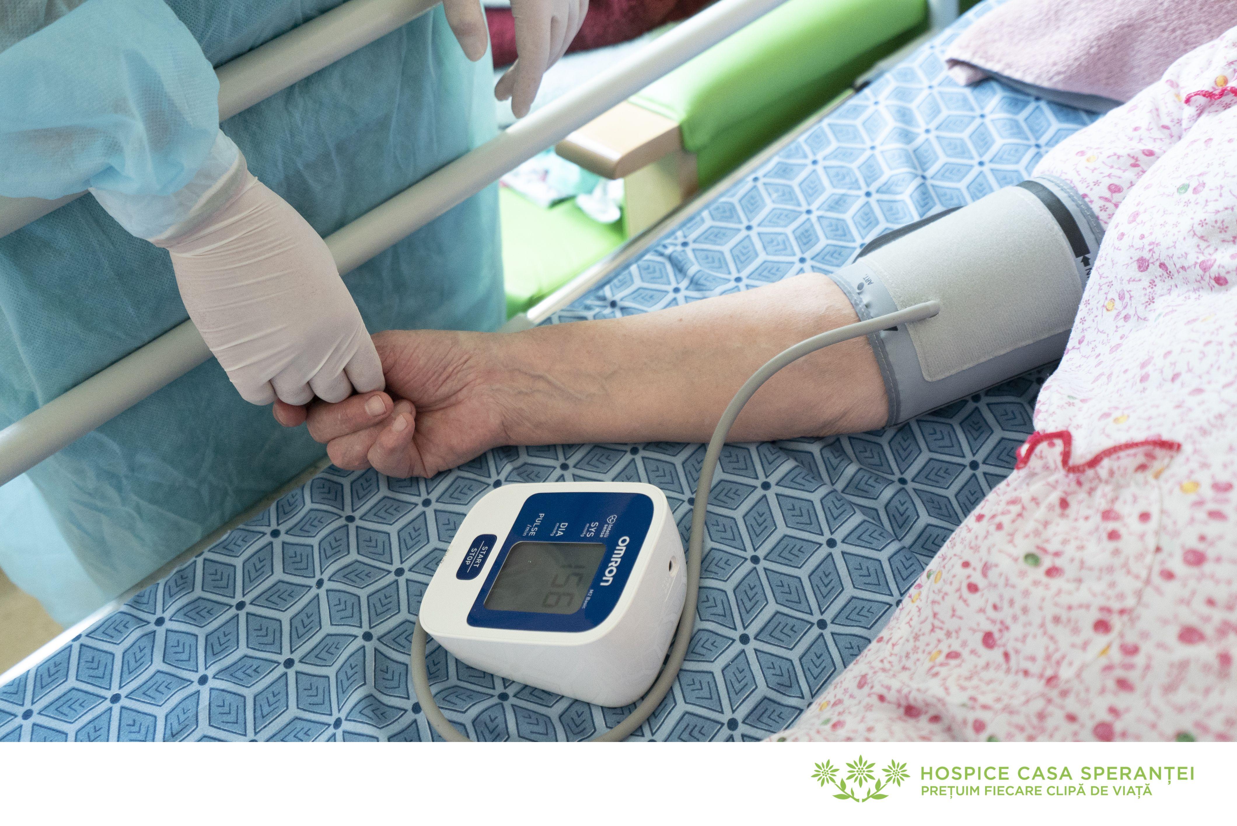 Cancerul și paliația în vreme de pademie – 4.000 de pacienți îngrijiți gratuit de HOSPICE Casa Speranței