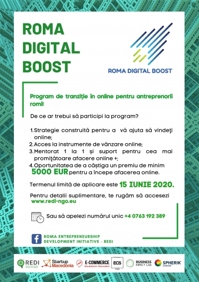 E-Accelerator ROMA DIGITAL BOOST