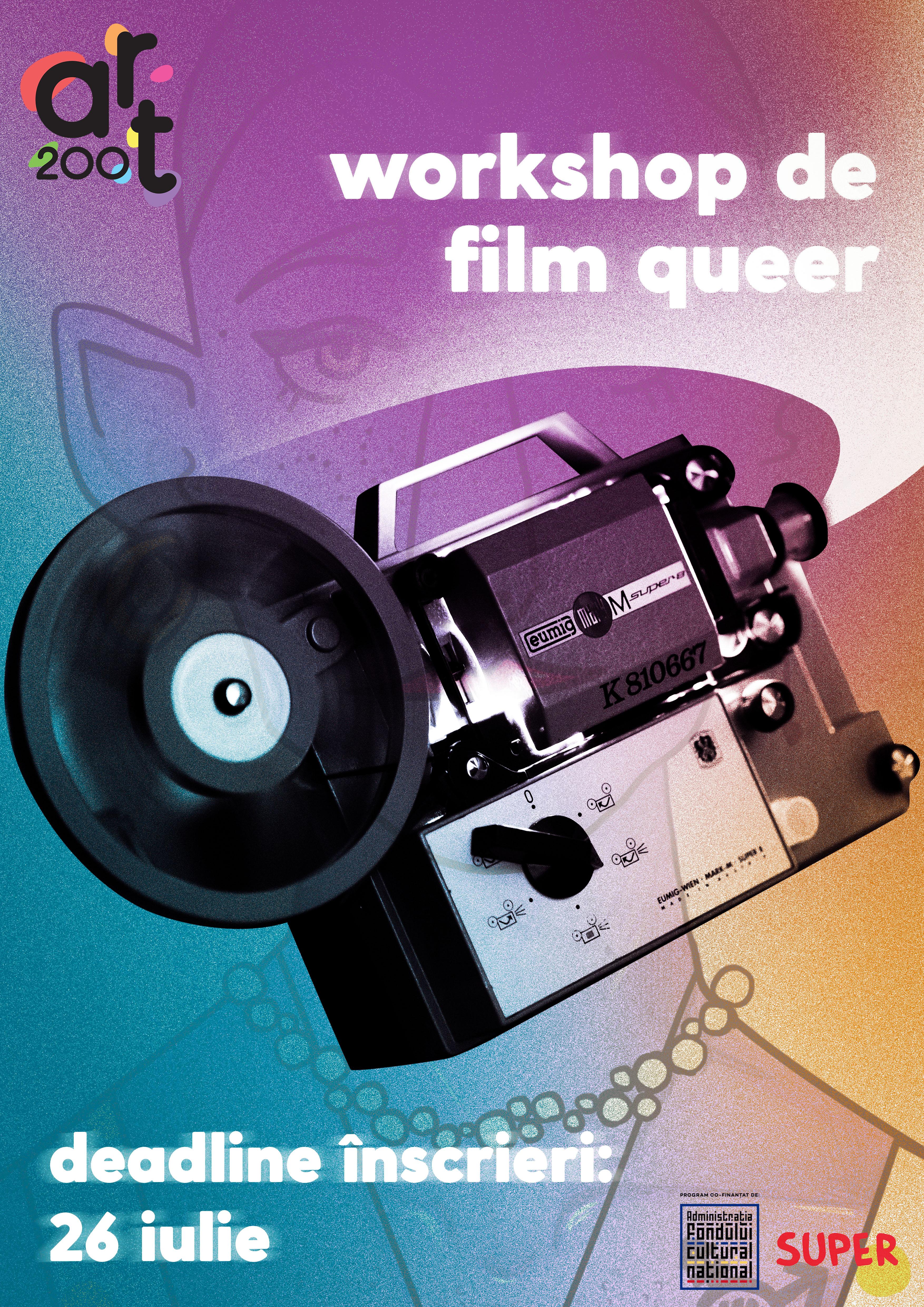 Se lansează ART200, festivalul internațional de film queer!
