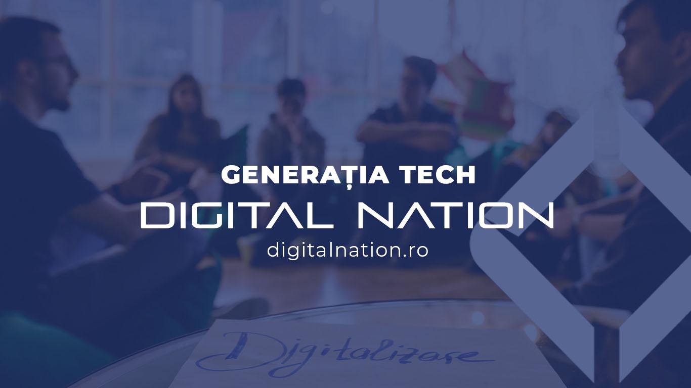 Ce competențe au dezvoltat tinerii participanții ai primei serii a programului Generația Tech
