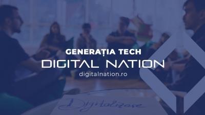 Ce competenÈ›e au dezvoltat tinerii participanÈ›ii ai primei serii a programului GeneraÈ›ia Tech