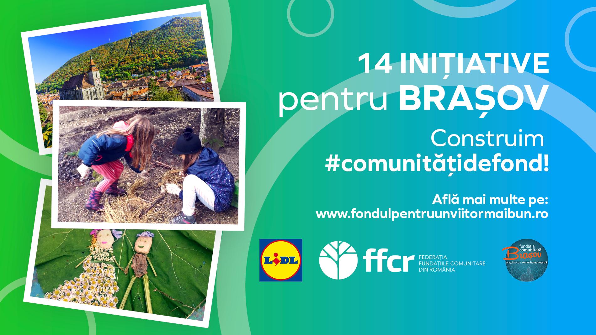 14 proiecte locale din mediu È™i educaÈ›ie primesc finanÈ›are