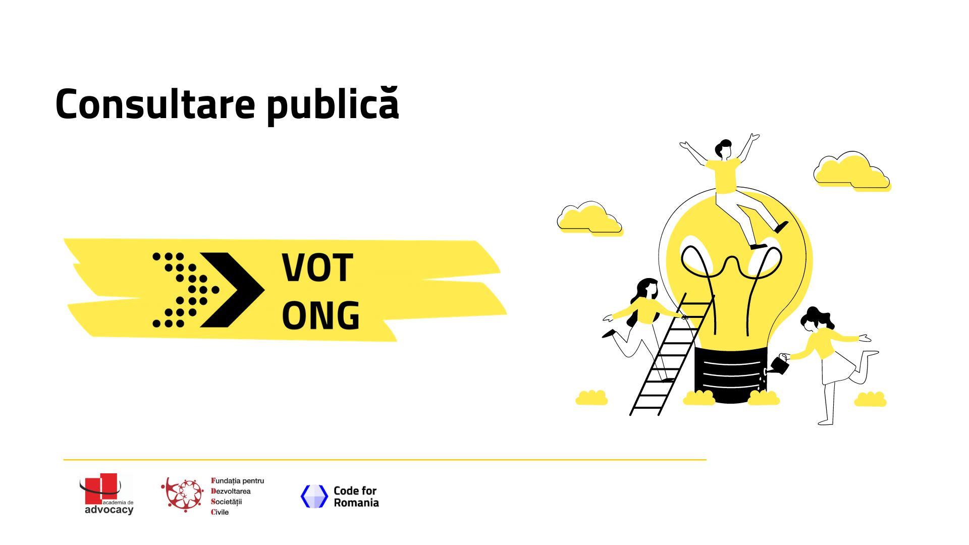 Societatea civilă își va putea alege reprezentanții transparent