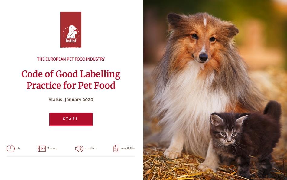 FEDIAF lansează un ghid electronic de training dedicat comunicării cu privire la hrana animalelor de companie