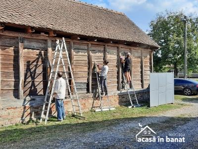 Color the Village: cel mai amplu proiect de salvare a satului bănățean începe joi, 17 septembrie, la Racovița