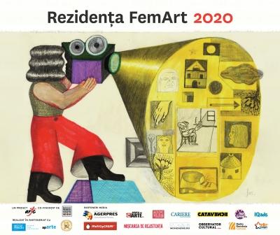 Cinci tinere cineaste au fost selectate pentru participarea la RezidenÈ›a FemArt