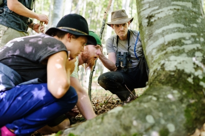 WWF lansează un nou program transformativ de cunoaștere și explorare a naturii sălbatice