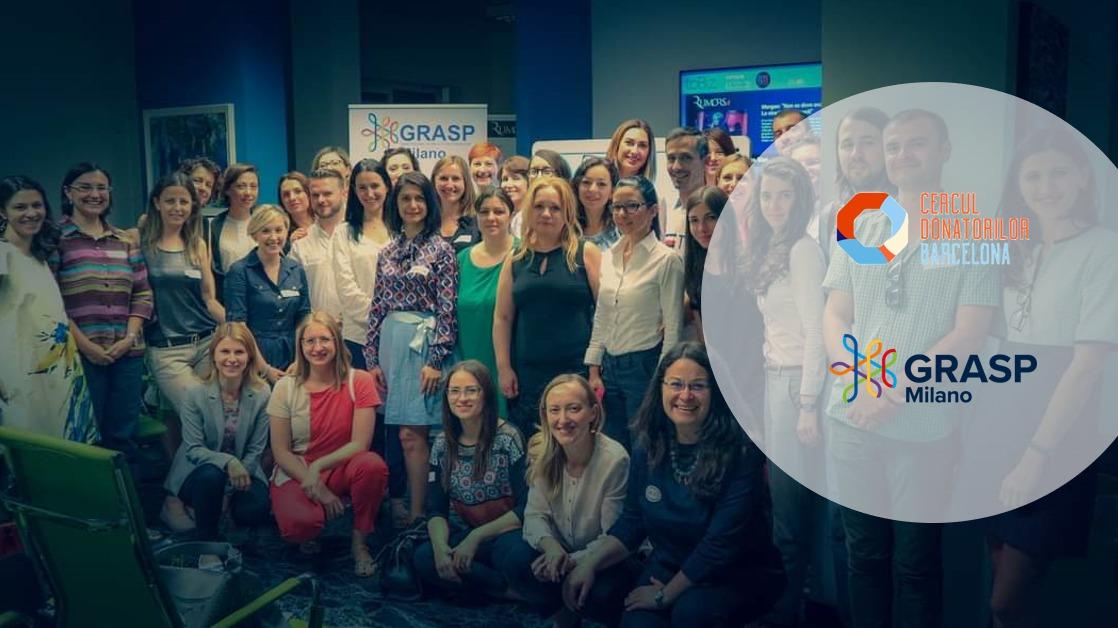 Comunitățile de români din Spania si Italia sprijină financiar organizații din Romania