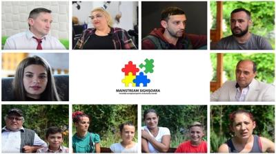 """Zece cazuri de succes în proiectul """"Mainstream Sighișoara"""""""