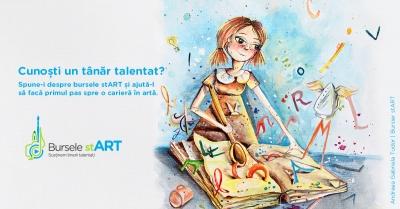 Începe a 6-a ediție a Burselor stART, programul care susține tinerii artiști să-și transforme pasiunea în carieră