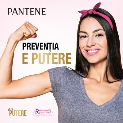 Fundația Renașterea se alătură prevenirii afecțiunilor sânilor și colului uterin prin caravana Oferă Putere