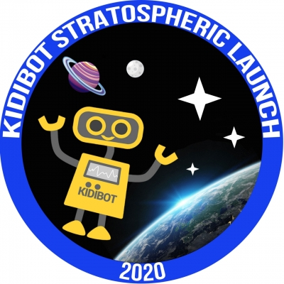 Kidibot Stratospheric Launch