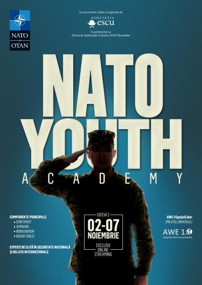 NATO Youth Academy revine cu a doua ediÈ›ie