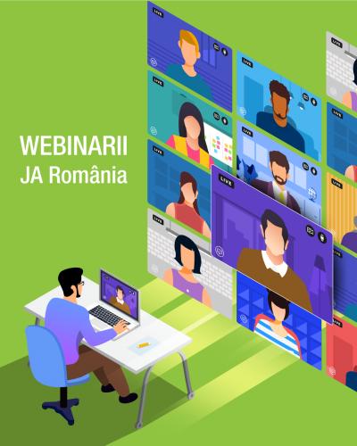 Junior Achievement România deschide anul școlar 2020-2021 cu noi cursuri din programele sale educaționale, în sistem hibrid