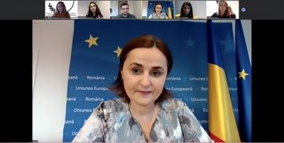 Studenții români din Belgia intră în dialog cu Ambasadorul României la Uniunea Europeana pe teme legate de egalitate de șansă și viitorul diplomației românești