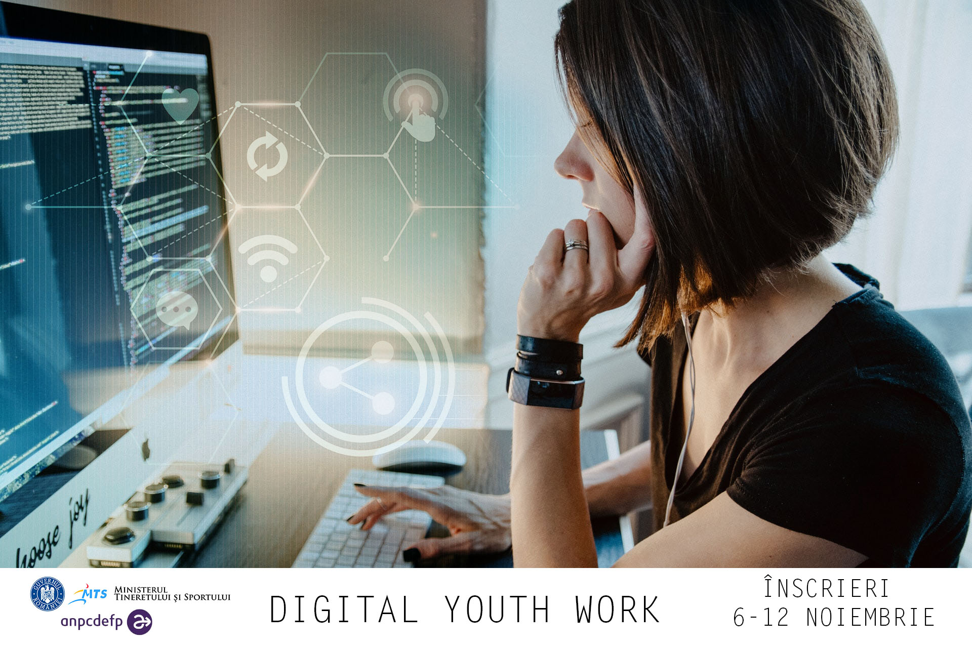 Curs de formare Digital Youth Work