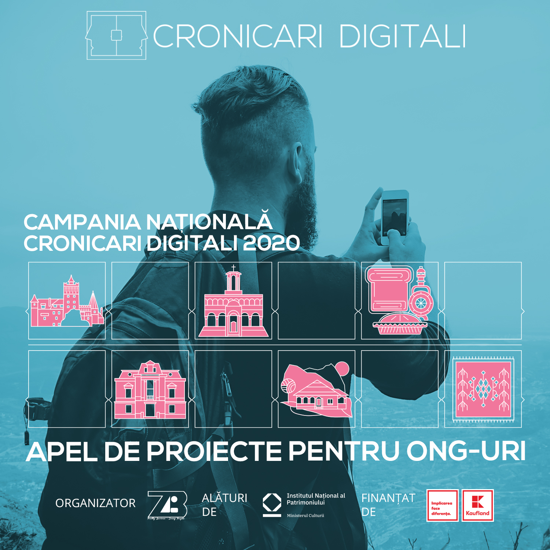 A fost lansat primul apel pentru proiecte dedicat ONG-urilor implicate în domeniul patrimoniului, susținut de o companie privată!