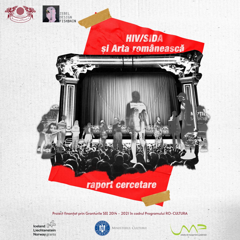 """Asociația Semper Musica lansează raportul de cercetare """"HIV/SIDA și arta românească"""""""