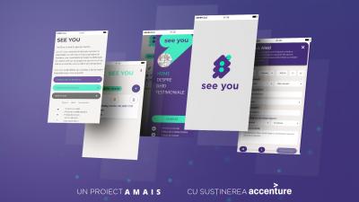 S-a lansat SeeYou – aplicația web ce face orașul mai accesibil pentru nevăzători, prima de acest fel din România