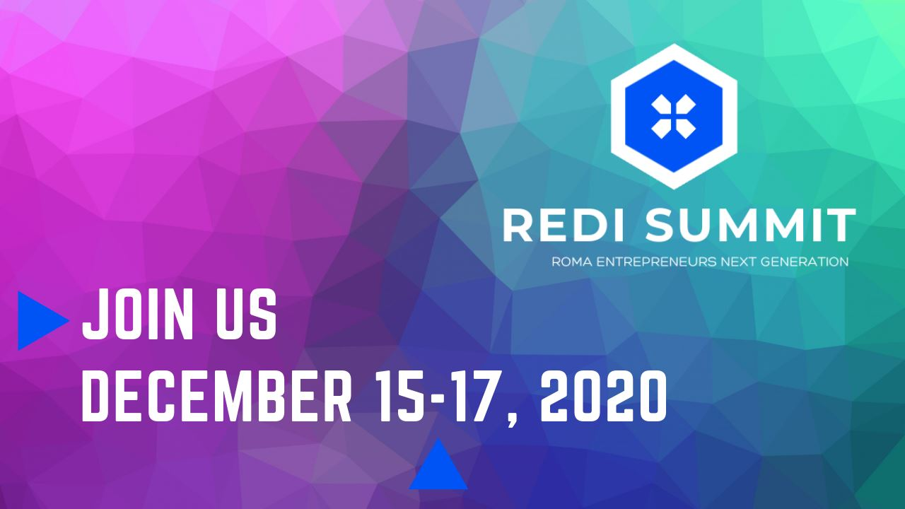 REDI Summit, 15-17 Decembrie 2020