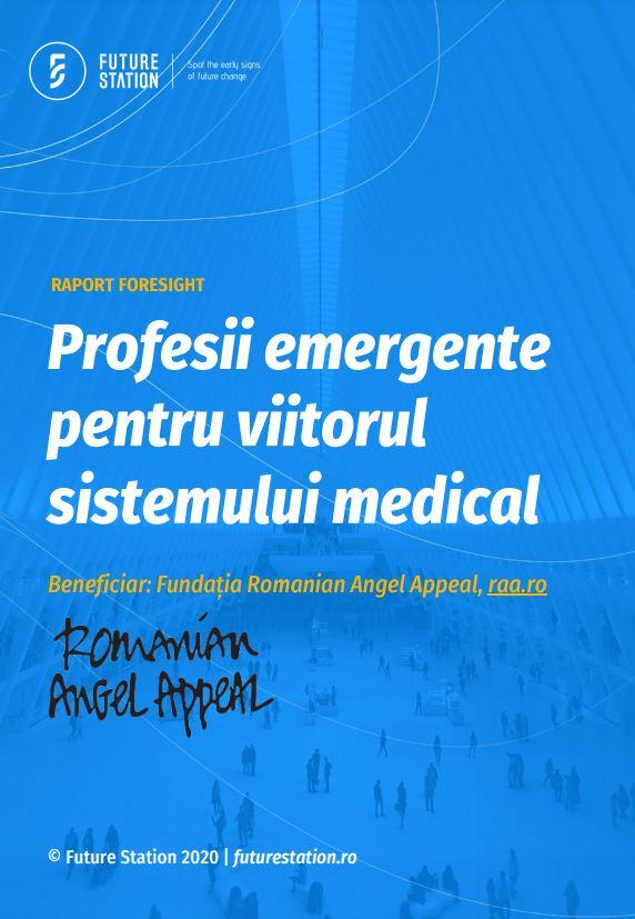 Profesii emergente pentru viitorul sistemului medical