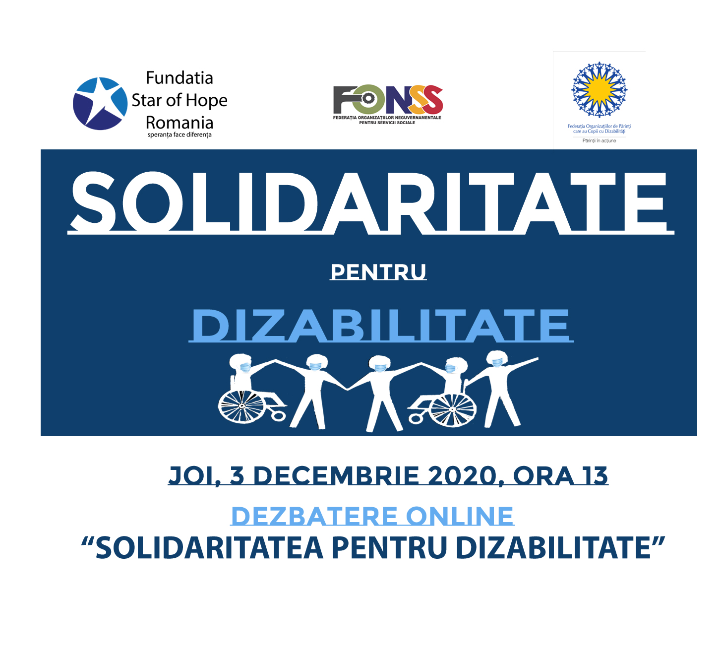 Solidaritate pentru Dizabilitate