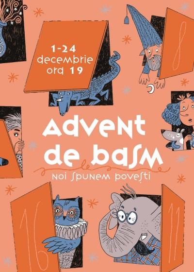 Advent De Basm – drumul în povești până la Crăciun