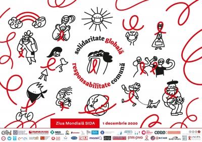1 Decembrie, Ziua Mondială SIDA