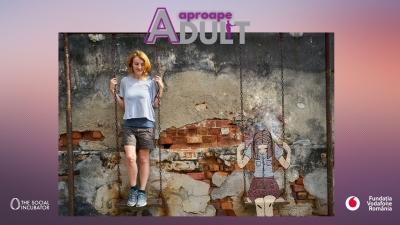 """Proiectul """"Aproape Adult"""" îi pregătește pe tinerii instituționalizați pentru viața pe cont propriu"""