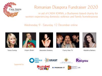 Strângere de fonduri pentru Casa Ioana – 9-12 decembrie 2020