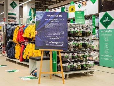 Se lansează TEX Responsabil, o inițiativă pentru modă sustenabilă, creată din respect pentru natură