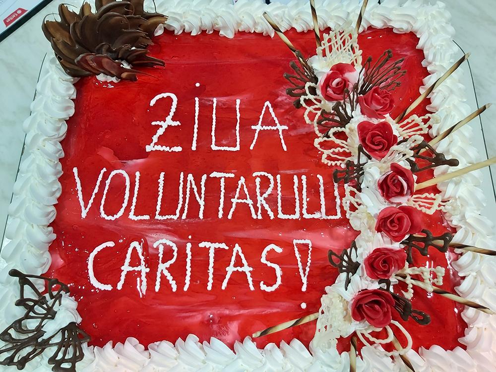 Ziua Voluntarului Caritas