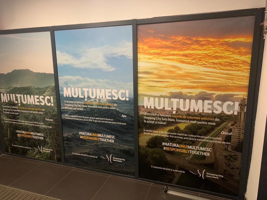 "Campania ""Natura unui MULȚUMESC"""