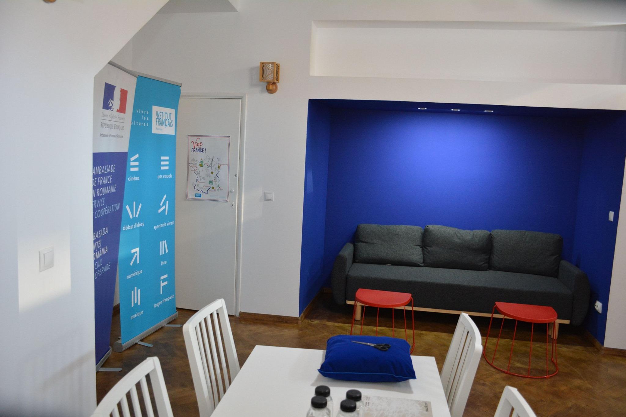 Institutul Francez din România anunță lista primilor oaspeți ai noii rezidențe de scriere din centrul Bucureștiului, Rezidența de buzunar