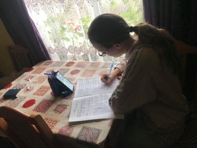 Susținere pentru copiii talentați, dar fără posibilităţi materiale, de la sate