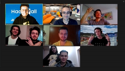 HackITall, un eveniment pentru tinerii programatori