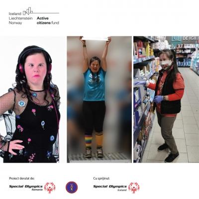 Special Olympics România anunță începerea Programului de Advocacy pentru Persoanele cu Dizabilități Intelectuale - Lideri prin sport