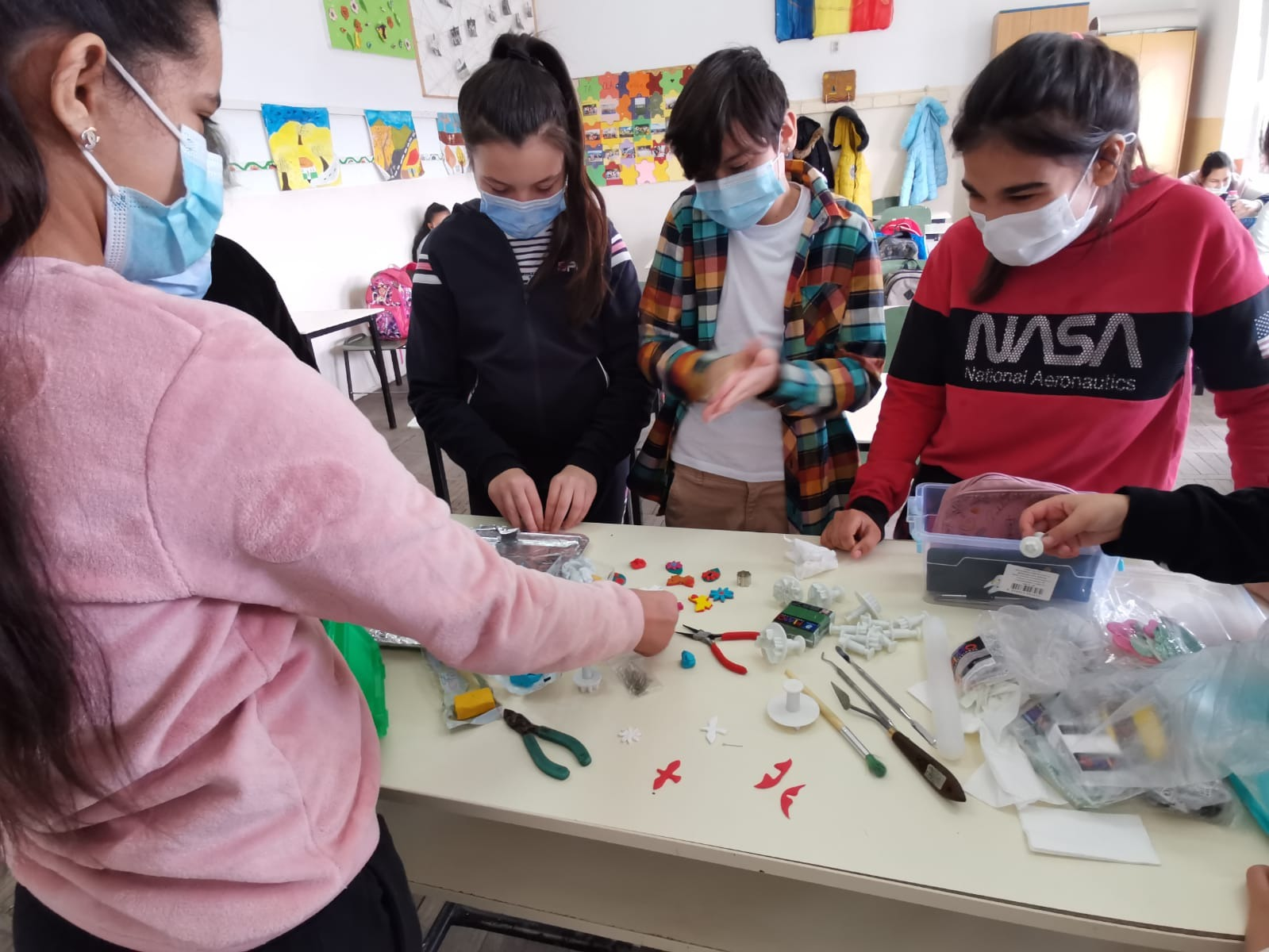 Școală mai incluzivă pentru copiii din Gălbinași
