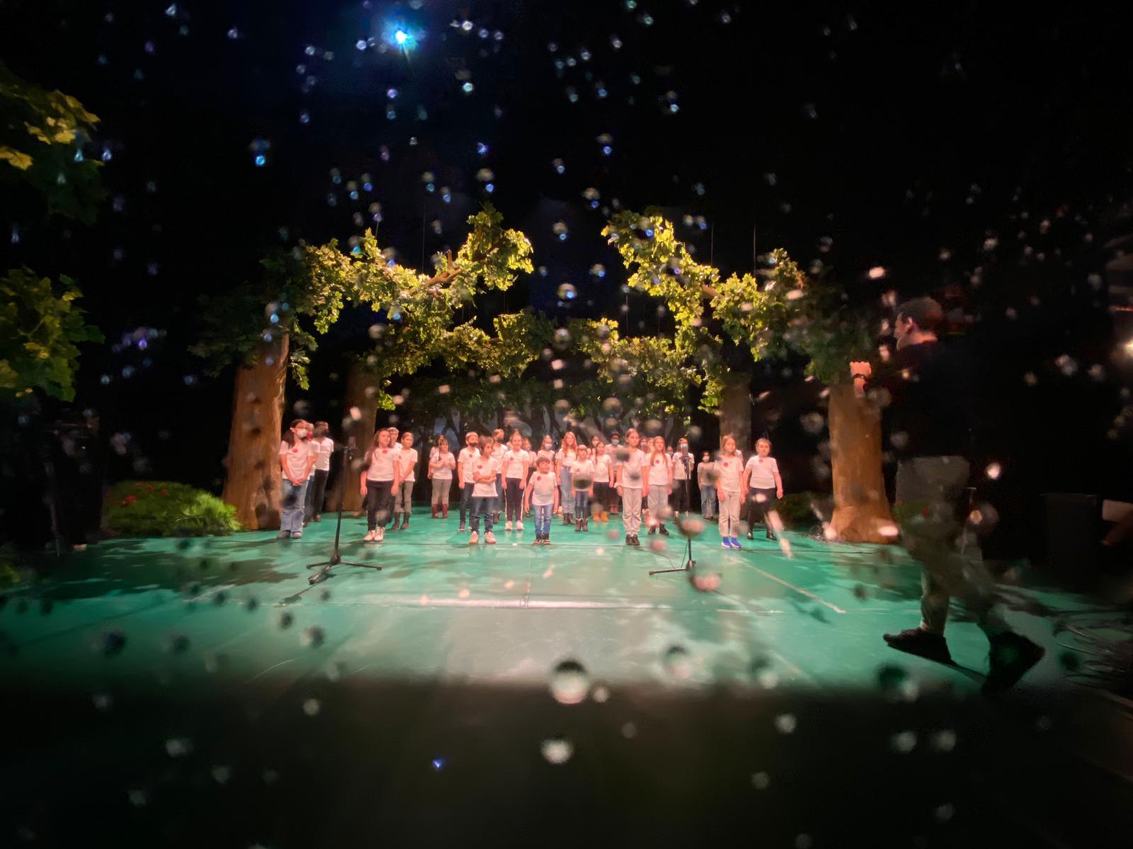 """""""WATER SONG"""" - mesajul copiilor din România transmis de Ziua Mondială a Apei a ajuns la peste 3.000.000 de persoane"""